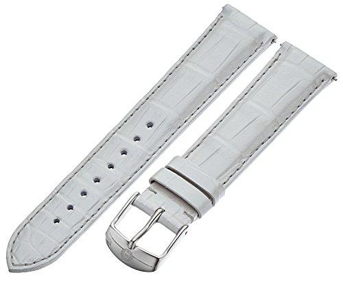 Michele Watches 18mm Alligator Strap - 6