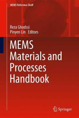 MEMS Materials and Processes Handbook (MEMS Reference Shelf)