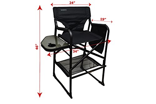 Tall Folding Kitchen Chairs