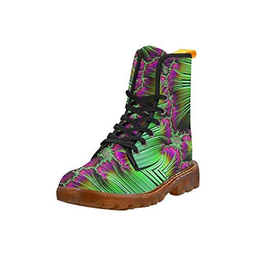 LEINTEREST amazing Fractal Martin Boots Fashion Shoes For Women rJYINVLN