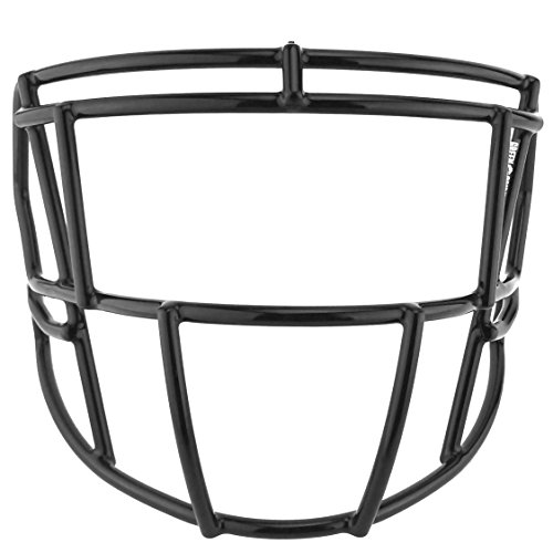 Riddell Speed S2EG-SW-SP Green Bay Gold Facemask (Riddell Face Mask)