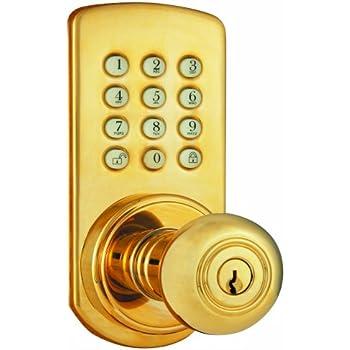 Morning Industry Pakk 01p Keypad Knob Entry Polished