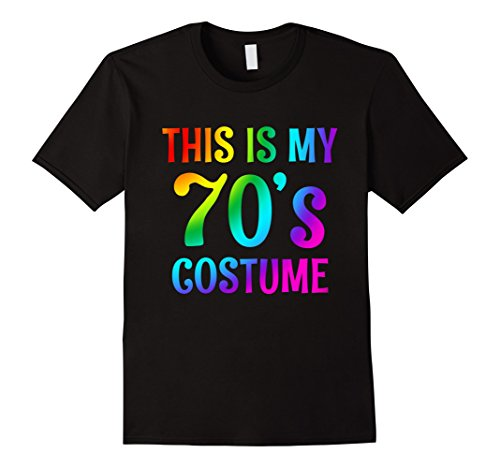 Mens 70s Halloween Costume 1970s Shirt men women XL (1970's Party Costume Ideas)