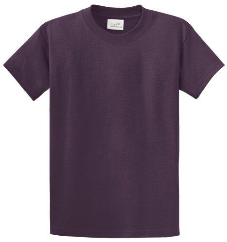 Joe's USA - Tall Heavyweight Cotton T-Shirts in Size Large Tall - -