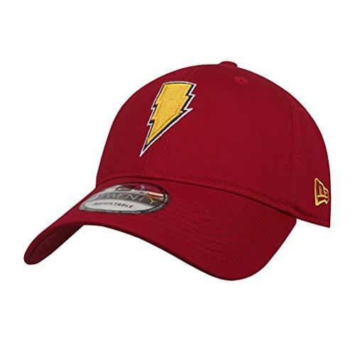 Shazam Symbol 9Twenty Adjustable Hat Adam New Era Hat