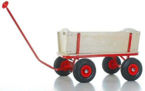Faltbarer Bollerwagen für Kinder - Das sind die besten Handwagen für den Kindertransport