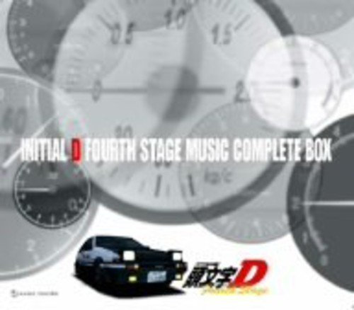 Initial D Fourth Stage Music by Initial D Fourth Stage Music (2007-12-11)