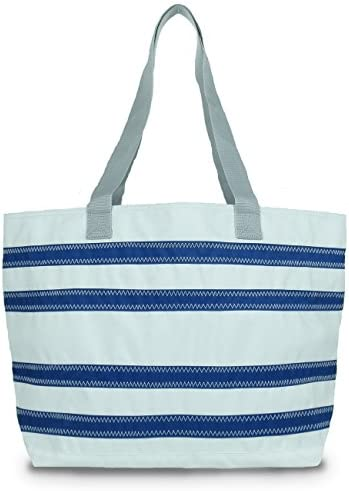 SailorBags Striped Tote Bag