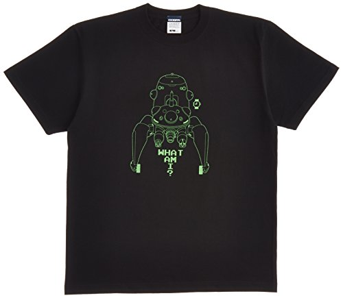Ghost in the shell - Tachikoma T-shirt Black Size: L