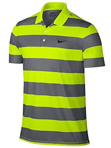 volt volt Courtes Bold Stripe Victory Pour Manches Homme Homme Homme Multicolore Nike Negro Polo 5Swz7qnX
