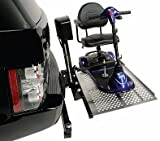 Harmar Mobility AL100 Universal Scooter Lift Outside Fully Automatic Carrier + AL105 Swing Away Joint