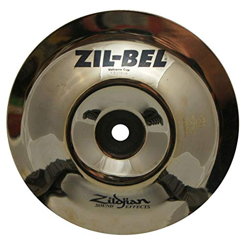 Zildjian A20003 7.5-Inch Fx Zil-Bel Volcano Cup Special Effect Bell - Used