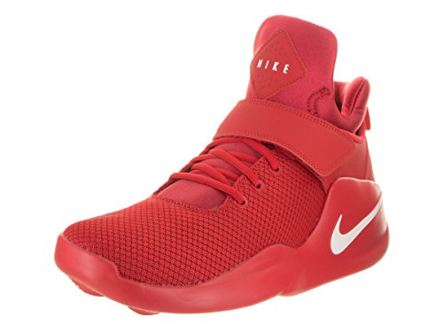 Kwazi Da Nike white University Red Basket Scarpa ZES4dq