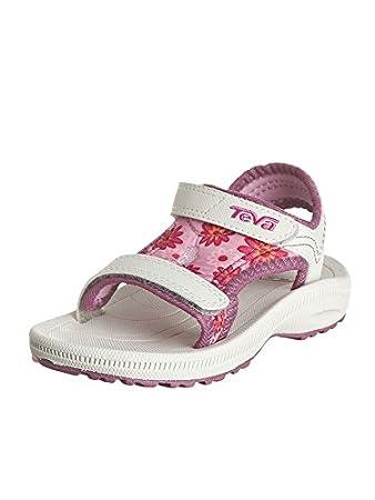 separation shoes d2b6d 00673 Amazon.com : Teva Sandalen in weiß : Baby