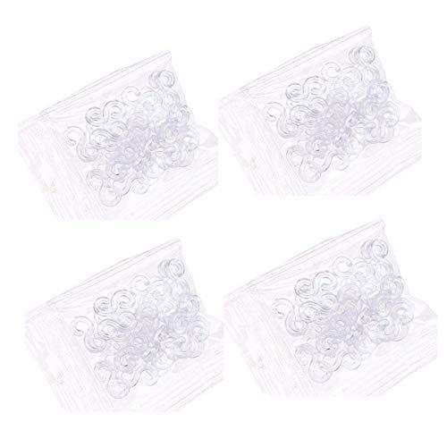 nnectors Refills (Like C Clips) for Band Bracelets ()