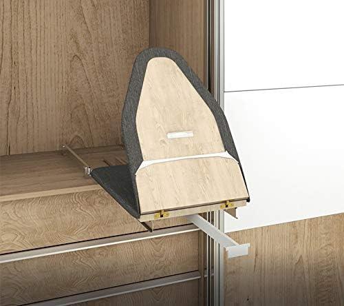Plastimodul Accessoires Armoire, métal et Bois, Taille Unique