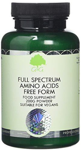 G&G Vitamins Full Spectrum Amino Acid Powder