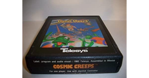 temperament shoes size 7 affordable price Amazon.com: Cosmic Creeps Atari 2600: Video Games
