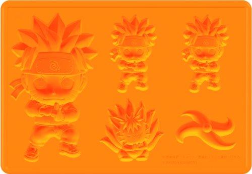 Kotobukiya Naruto Naruto Uzumaki Silicone Ice (Naruto Silicone Tray)