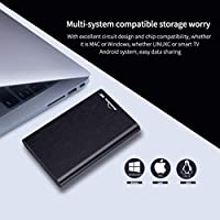HWENJ Disco Duro Ssd Portátil 160 GB, 250 GB, 320 GB, 500 GB, 1 TB ...