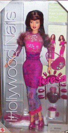 Barbie - Hollywood Nails Teresa Doll