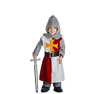 Disfraz de Cruzado Medieval para bebé y niño