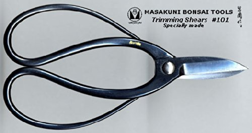 (0101)Masakuni bonsai tool Trimming Shears specially made by Masakuni