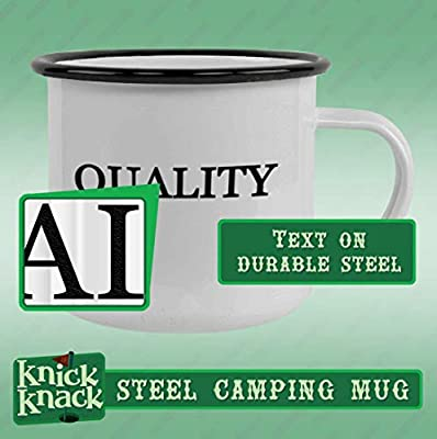 got salting? - 12oz Stainless Steel Camping Mug, Black