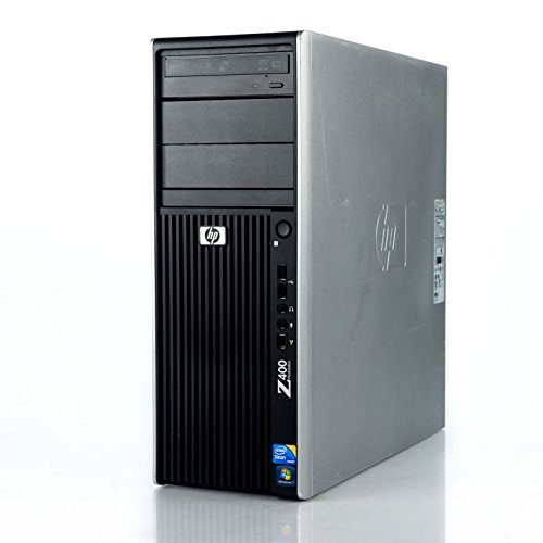HP Z400 Workstation Xeon Quad-Core W3565 3.2GHz 8GB 1TB Win 7 Pro (Renewed)