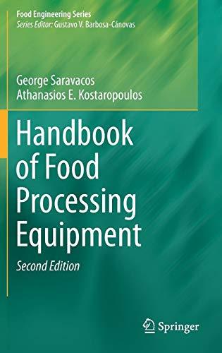(Handbook of Food Processing Equipment (Food Engineering)