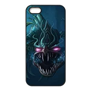 League of Legends(LOL) Cho'Gath iPhone 5 5s Cell Phone Case Black Fantistics gift SJV_080290
