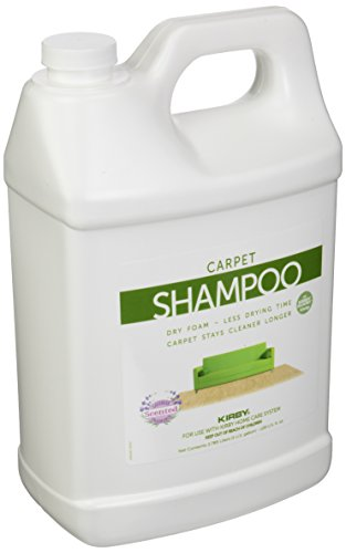 - Kirby 252802 1 Gal. Carpet Shampoo, 1