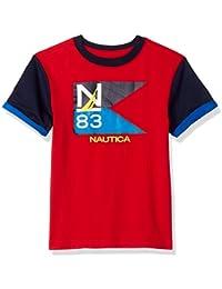 Boys' Short Sleeve Heritage Tee Shirt