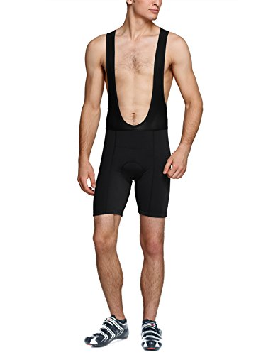 Dot Capri Set Clothes (Baleaf Men's Pro II Gel Padded Cycling Bib Shorts UPF 50+ Size M)