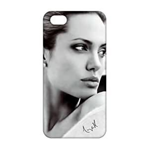 diy zhengCool-benz Angelina Jolie 3D Phone Case for iphone 5/5s/