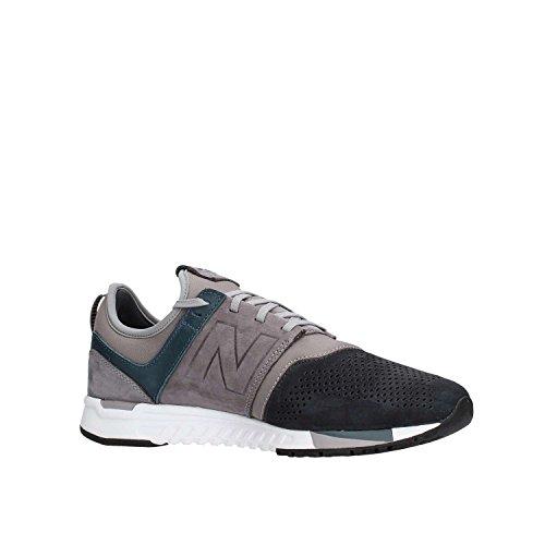 New Balance Sneakers 247 Luxe Uomo MOD. NBMRL247 Nero-grigio