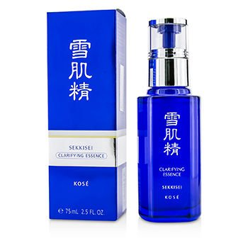 SEKKISEI Clarifying Essence 75mL/2.5 FL.OZ. (Essence Sekkisei Kose)