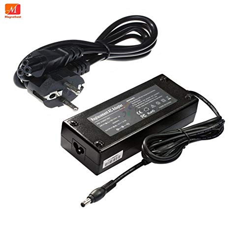 Pukido 19V 4.74A AC Adapter Laptop Charger For Acer Aspire 5742G 5745G 5750G 5755G 5920G 5951 7750G 7560G 7745G Laptop Power Supply - (Plug Type: EU CABLE)