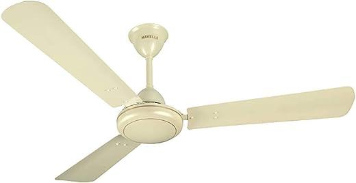(Renewed) Havells SS-390 1200mm 68-Watt Metallic Ceiling Fan (Pearl Ivory)
