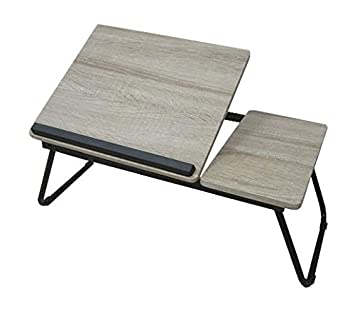 Wonderful Adjustable Laptop Table, Portable Bed Tray, Book Stand With Foldable Legs