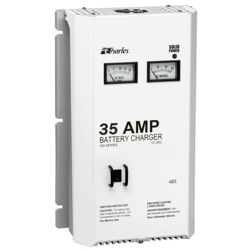 The Amazing Quality Charles HQ Series Battery Charger - 35 Amp - 12V