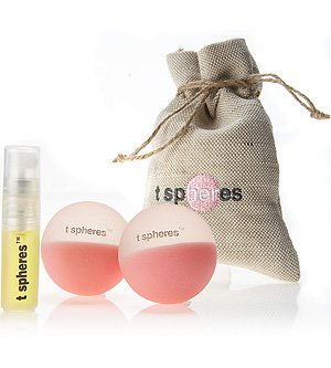 T Spheres' Perk Up- Grapefruit and Mint Aroma