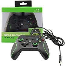 Controle Xbox One Com Fio Usb Joystick Pc Gamer Entrada P2