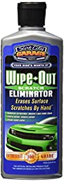 Surf City Garage 487 Wipe Out Scratch Remover, 8 oz.