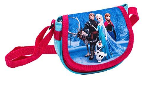 "Disney congelado 463185 - Bolsa de hombro, 6.3 ""x 2.36"" x 5.12 """