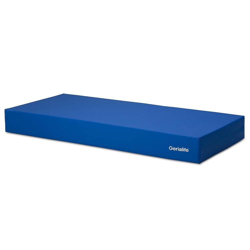 GERIALIFE® Colchón Geriátrico Hospitalario Articulado | 15 cm de Espuma HR | Funda Sanitaria Impermeable (90x190): Amazon.es: Hogar