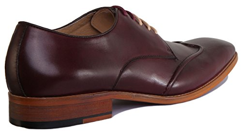 homme de Chaussures pour Reece à Kevin Bordeaux Justin lacets ville HZ8txqWHS