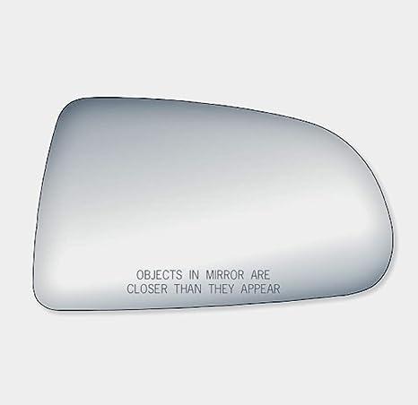 Fits 98-02 Passport 98-04 Rodeo Amigo Left Driver Mirror Glass Lens w// Adhesive