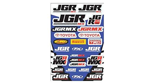 Factory Effex (17-68600 Sponsor/Logo Sticker - Stickers Factory Effex Logo