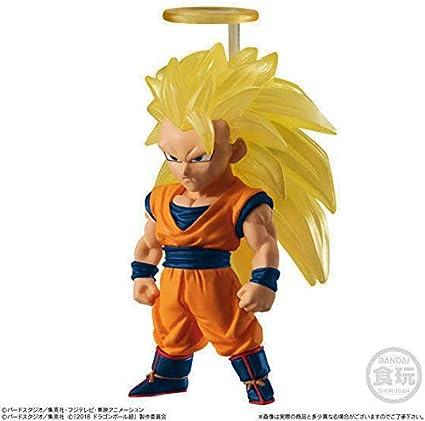 BANDAI DRAGON BALL Z Super ADVERGE 10 Mini Figure Great Saiya man NEW Japan